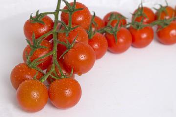Tomates cherry ensalada