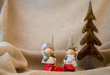 Weihnachten Advent Wichtelzeit
