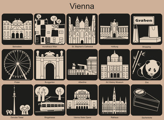 Vienna icons