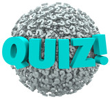 Quiz Question Marks Evaluate Test Knowledge