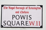 Powis Square a central london address