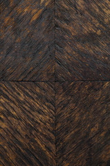 wooden background divided into squares