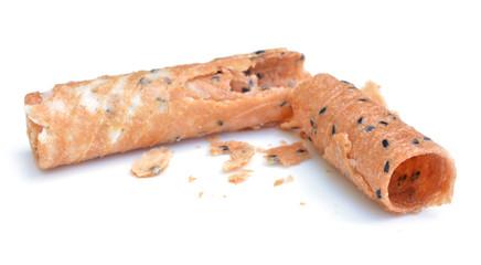 thai roll cookies