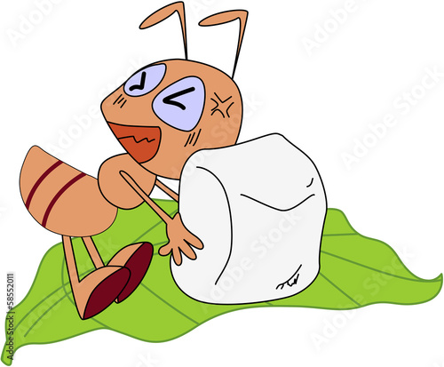 ant cartoon