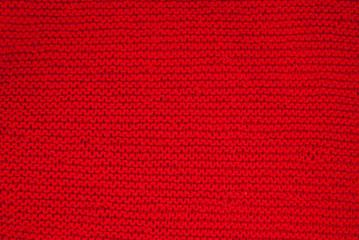 rotes Kaschmirgewebe