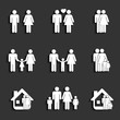 Family - Family icon set