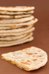 Basic Indian bread - naan