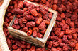 Dried red jujube