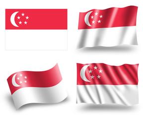 Flag of Singapore
