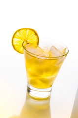 Soft Lemon Cocktail