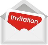 icône enveloppe invitation