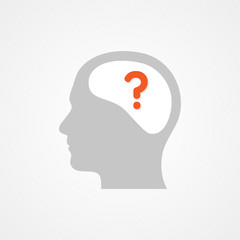 Brain and question