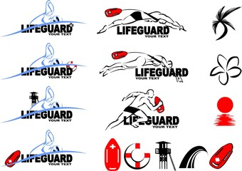 Lifeguard logos