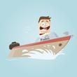 boot yacht lustig schiff