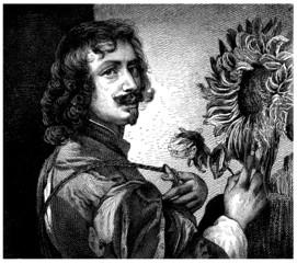 Painter : Van Dyck - 17th century