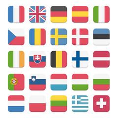 Icon Europe Flag