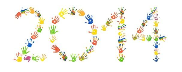 2014 aus Kinderhänden