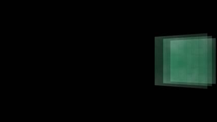 Progetto quadrati con luci daykrim