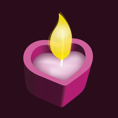 Lumignon coeur