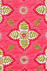 Patchwork Hintergrund bunte Ornamente