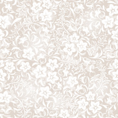 Seamless floral pattern. Vector eps-10.