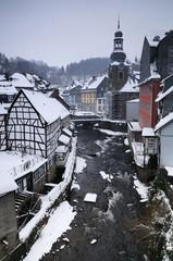 Winterliches Monschau