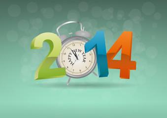 2014 alarm clock