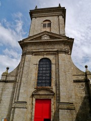 Turm in der Bretagne