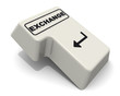 Exchange (обмен). Клавиша ввод клавиатуры