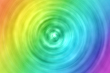 Colorful blurred gradient texture