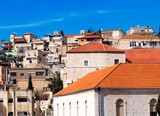 Roofs of Old City in Nazareth