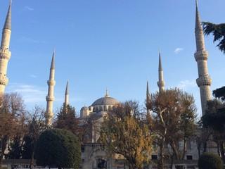 6 Minareli Sultanahmet Cami