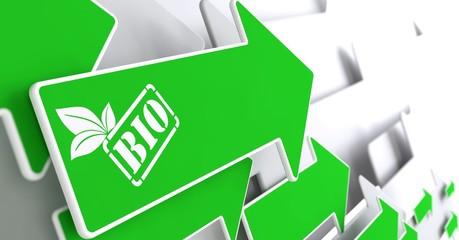 BIO Concept on Green Arrow.
