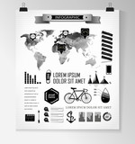 elements of info graphics