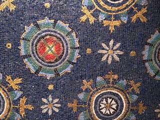 Ravenna mozoiklerinden bir örnek