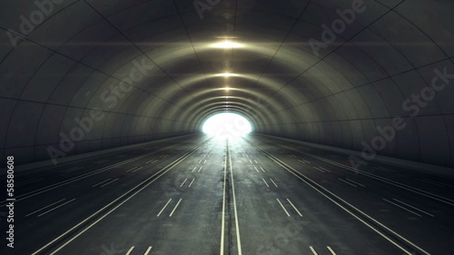 Highway tunnel (LOOP)
