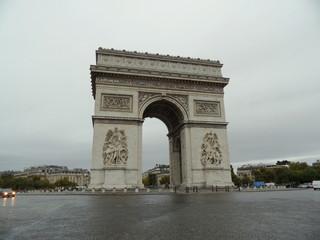 Paris - Arc de Thriomphe