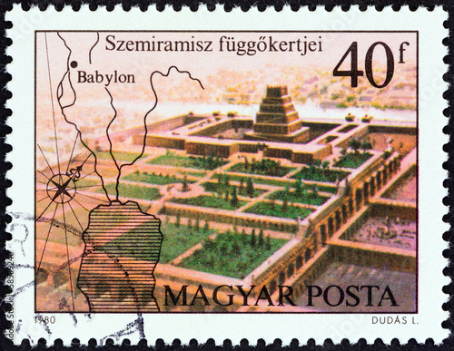 Hanging Gardens of Babylon (Hungary 1980)