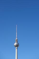 Tv tower or Fersehturm in Berlin