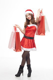GPP0003870 Christmas girl