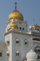 Gurdwara Bangla Sahib, Sikh Temple in Delhi