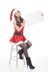 GPP0003900 Christmas girl