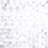 Fototapety geometric style abstract white & grey background
