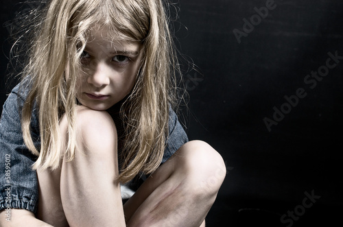 Child offending abuse