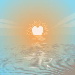 Sunrise of Heart