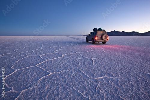 Boliwia - Salar Uyuni