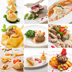 Gourmet Food Collection