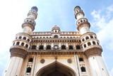 Charminar, historic monument in Hyderabad India