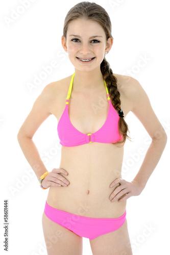 Quot Teenager Im Bikini Quot Stockfotos Und Lizenzfreie Bilder Auf