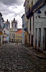 Pelourinho in Salvador de Bahia, Brasil